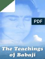 2263388 the Teachings of Babaji