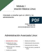introducción al Linux