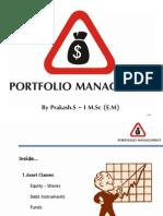 GV Portfolio Management