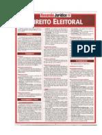 Resumão Juridico - Direito Eleitoral - Omar Chamon - Ano 2009 - 5 Edição