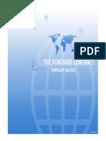 Workshop 5 - Purchase Agreement