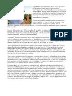 biografia de jorge Alberto González Peñate