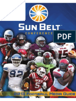 2013 Ncaa Sun Belt Conference