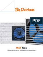 Big Dutchman Stallklima Poultry Pig Climate Control Wall Fans En