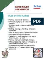 Hand Injury Prevention