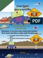 Categorias da Narrativa - Alves Redol, A Vida Mágica da Sementinha