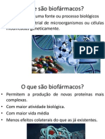 O que são biofármacos