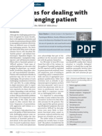 Hawken, 2005, Strategies for dealing with the challeging patient (paper).pdf