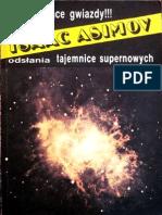 Isaac Asimov - Wybuchające Gwiazdy!
