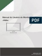Manual e950sw Swn