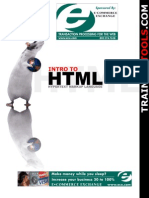 HTML Course for New Professionals