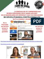 Bbserveis Malaga-Almeria Escandalo Vinculado Al Pp y Bankia