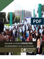 Presentación Conferencias & Talleres 2014