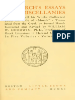 Plutarch 5 - Goodwin (1911)