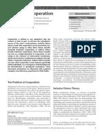 GardnerGriffinWest 09 Theory of Cooperation