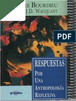 Bourdieu-Respuestas Antropo Reflex