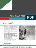 Presentacion Asepsia y Antisepsia
