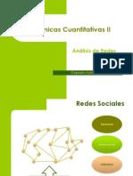 Clase Analisis de Redes 2013