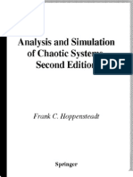 [Frank C. Hoppensteadt] Analysis and Simulation Of
