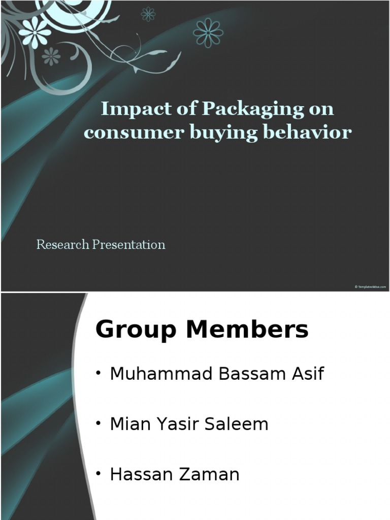 Thesis on impact of advertising on consumer buying behaviour