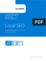 The Ultimate Guide To Conquering Local SEO For Your Business in Six Steps