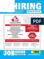 The Job Guide Volume 26 Issue 1