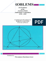 Pdf mathematics olympiad