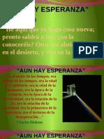 Aun Hay Esperanza
