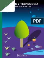Libro Ciencias y Tecnología - Docente