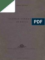 MACREA M Cultele Germanice in Dacia