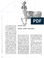 Piglia.notas Sobre El Facundo