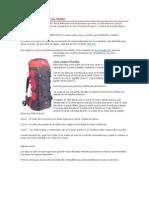 Consejos útiles para armar una Mochila.docx