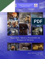 11. Seguridad Salud y  Prevención de Riesgos en Minería