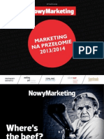 Nowymarketing Marketing Na Przelomie 2013 2014 (1)