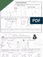 diagrammnig the text