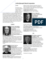 Trustees of the Episcopal Church Corporation