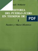 693 - Schurer, Emil - Historia Del Pueblo Judio en Tiempos de Jesus 01_Naslander