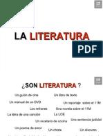 La Literatura.ppsx
