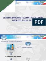 0538 DF 2010 Sistema Inoltro Telematico 3.0