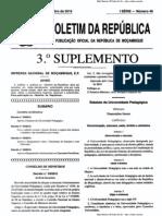 Decreto 54_2010_Fixa Subsidio Mensal Para Os Membros Das AP