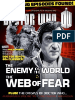 Doctor Who Magazine 466