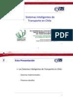 Sistemas Inteligentes de Transporte en Chile Jorge Minteguiaga