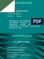 2. Tema Tanatologia