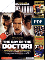 Doctor Who Magazine 467