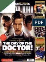 Doctor Who Magazine 467