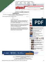 15-01-2014 'Ayuntamiento de Reynosa cambia número telefónico'
