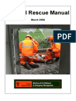 3481260 NZ General Rescue Manual 2006