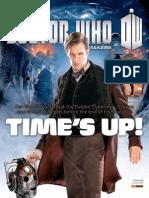 Doctor Who Magazine 468