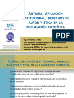13 Autoria Afiliacion Institucional y Etica