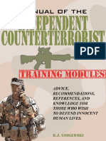 36254256 the Independent Counter Terrorist Training Modules